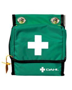 Förbandsväska DAHL Emergo kompakt grön