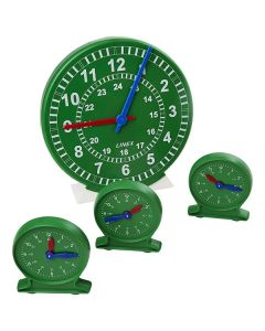 Uppsättning Undervisningsklockor LINEX