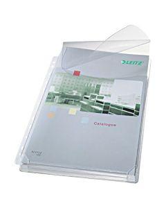 Plastficka bälg PVC 0,17 med klaff 5/FP