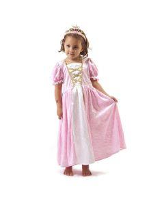 Maskeraddräkt Prinsessklänning Rosa