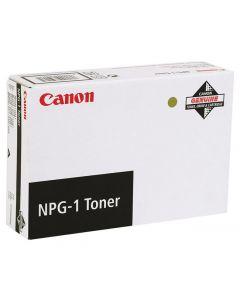 Toner CANON 1372A005 NPG-1 svart 4/FP