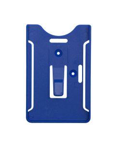 Korthållare CardKeep Multi 1-5 kort blå