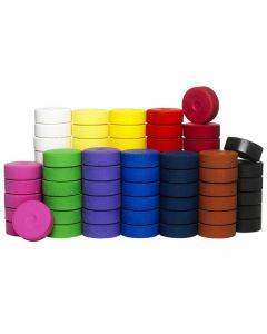 Färgblocksats 44mm 72/FP