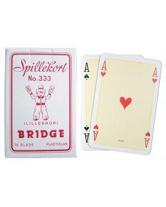 Spelkort - Lillebror 333 - 56 kort