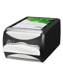 Dispenser TORK N4 XPRESSNAP L svart
