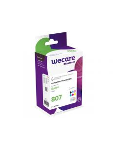 Bläckpatron WECARE EPSON T0801-4