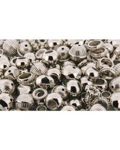 Plastpärlor metallic 200/FP