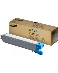 Toner SAMSUNG CLT-C659S/ELS Cyan