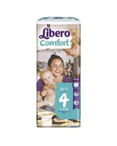 Blöja LIBERO Comfort S4 7-11kg 52/FP