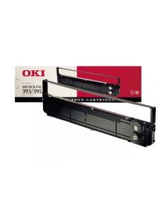 Färgband OKI 09002311 svart