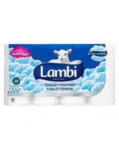 Toalettpapper LAMBI Classic 40/FP