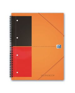 Anteckningsbok OXFORD NoteBook A4+ linj.