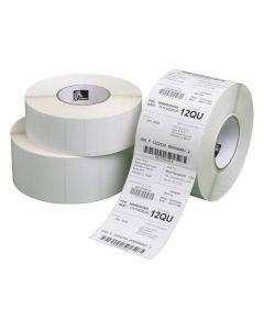 Etikett ZEBRA 102x102mm 1432/FP