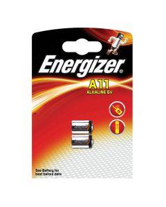Batteri ENERGIZER A11/E11A 2/FP