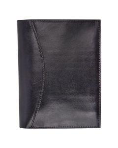 Plånbok Karavan skinn svart - 3936
