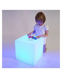 Ljuskub,  LED-belysning