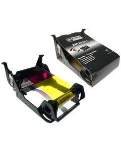 Färgband ZEBRA YMCKO, ZXP Series 1