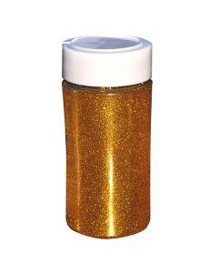 Glitter guld 250g