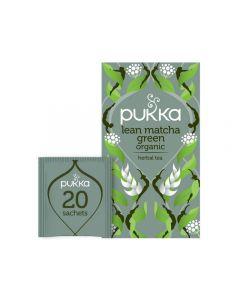Te PUKKA Lean Matcha Green 20/FP
