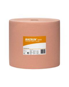 Industritorkrulle Basic XL brun 1000m