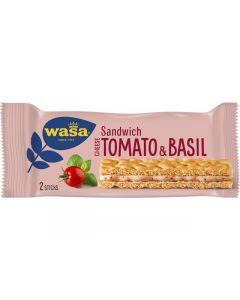 Knäckebröd Wasa Tomat och Basilika 40g
