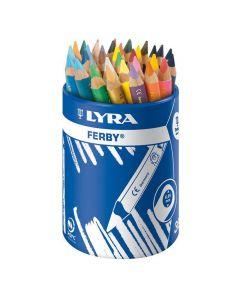 Färgpenna LYRA Ferby 36/FP