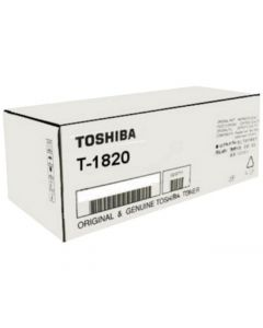 Toner TOSHIBA T-1820E svart