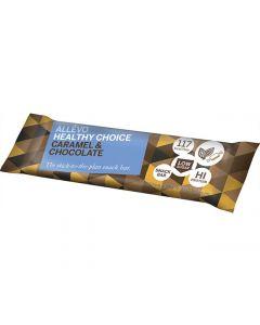 Bar Allevo Caramel & Chocolate 35g