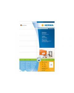 Etikett HERMA Premium 105x33,8mm 1600/FP