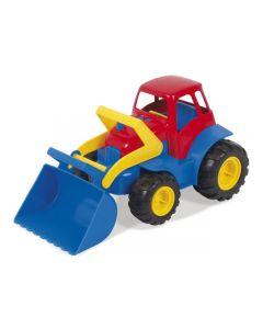Traktor med skopa 30cm
