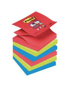 Notes POST-IT Z-block SuperSticky Bora