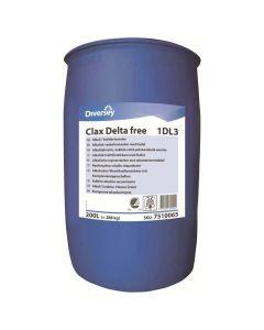 Tvättmedel Clax Delta free G 11A2 200 liter