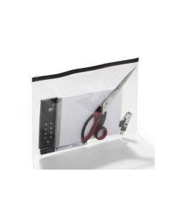 Blixtlåspåse DURABLE Zip A4 svart 5/FP