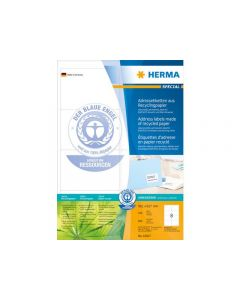Etikett HERMA Miljö 99,1x67,7mm 800/FP