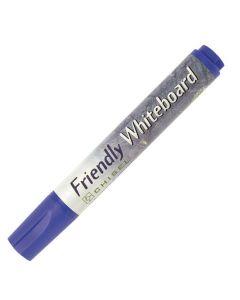Whiteboardpenna FRIENDLY sned blå