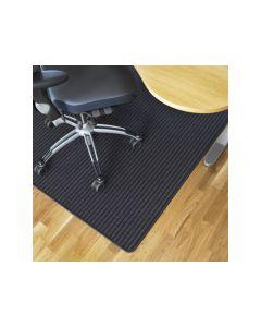Golvskydd textil foxtrot 133x160cm