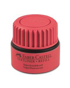 Refill Överstrykning FABER CASTELL Röd