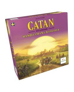 Spel Catan Handelsmän och Barbarer