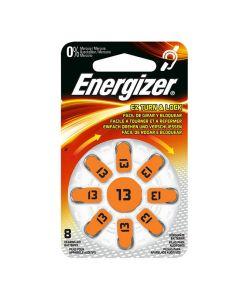 Batteri ENERGIZER hörsel 13 orange 8/FP