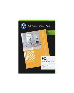 Bläckpatron HP 1CC20AE 903 CMY 3/FP