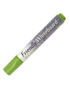 Whiteboardpenna FRIENDLY sned grön