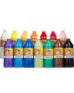 Readymix klassuppsättn 12 flaskor 1000ml
