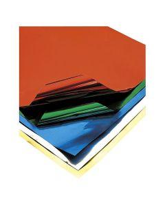 Metallkartong 3x5 färger