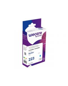 Bläckpatron WECARE BROTHER LC223C C