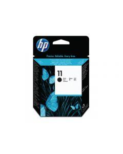 Skrivhuvud HP C4810A 11 Svart