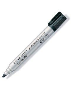 Whiteboardpenna STAEDTLER 351 rund svart