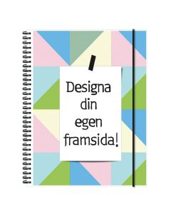 Spiralblock Your Design PP A5