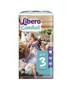 Blöja LIBERO Comfort S3 5-9kg 60/FP