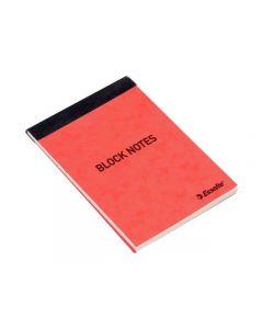Blocknotes A7 60g 50 blad linjerat