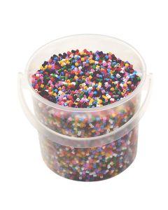 Nabbipärlor mix färger 20000/FP